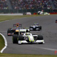 Barrichello quiere ganar