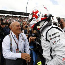 Button y Moss