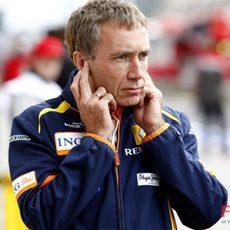 Bob Bell en Nurburgring