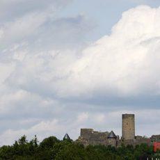 El castillo de Nurburg