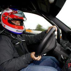 Barrichello en el GP de Alemania