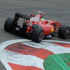 Massa durante la clasificación