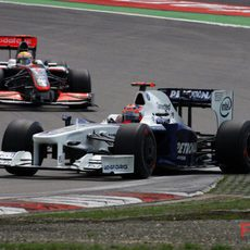 Gran Premio de Alemania 2009: Carrera