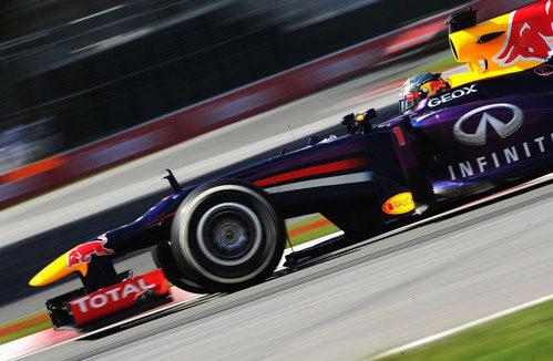 Sebastian Vettel avanza implacable en Montreal