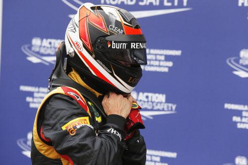 Kimi Räikkönen acabó noveno en Montreal