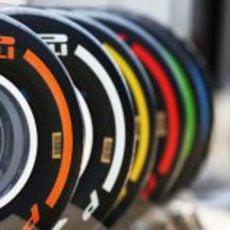 Neumáticos Pirelli para el GP de Gran Bretaña 2013