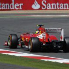 Felipe Massa tuvo una carrera llena de altibajos