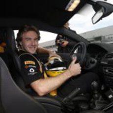 Davide Valsecchi, listo para conducir ¿un F1?