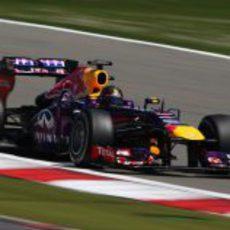 Sebastian Vettel ganó su cuarta carrera del año