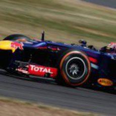 Da Costa completa el programa del equipo Red Bull para los test de Silverstone