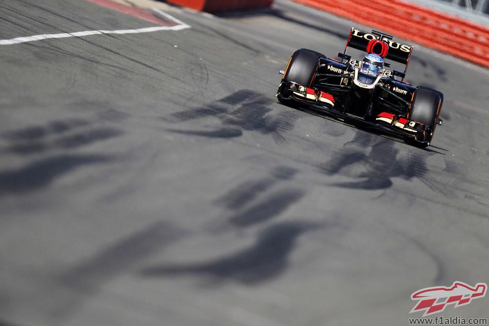 Nicolas Prost repite con el Lotus E20