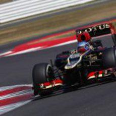Nicolas Prost completa sus tests en Silverstone