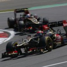Kimi Räikkönen terminó segundo en Alemania