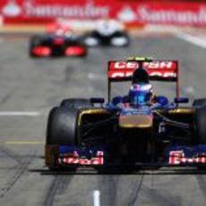 Daniel Ricciardo perdió ritmo y no puntuó en Alemania