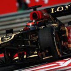 Kimi Räikkönen saldrá sexto en Hungría
