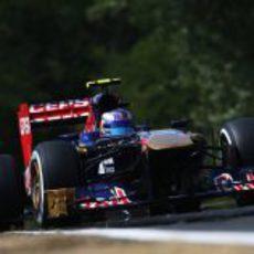 Daniel Ricciardo saldrá octavo en Hungría