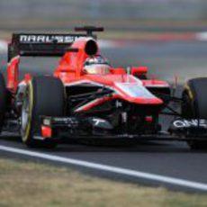 Jules Bianchi afronta los Libres 3 en Hungría