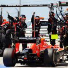 Nuevo 'pit-stop' para Jules Bianchi