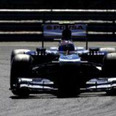 Valtteri Bottas abandonó en Hungría