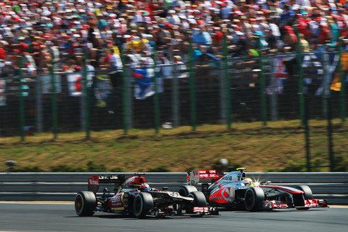 Kimi Räikkönen se empareja con Sergio Pérez