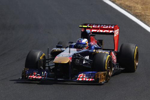 Compuesto blando para Daniel Ricciardo