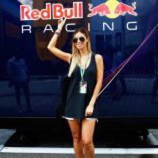 Regina Dukaim, invitada de Red Bull
