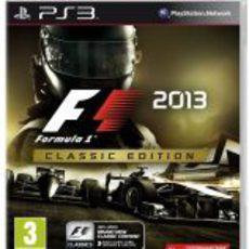 Edición clásica del 'F1 2013'
