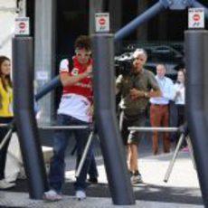 Identificación para Fernando Alonso