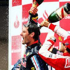 Massa moja a Webber
