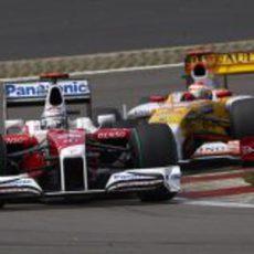 Trulli y Alonso