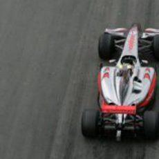 Kovalainen en el GP de Alemania