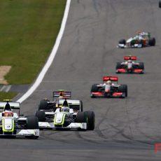 Los dos Brawn GP