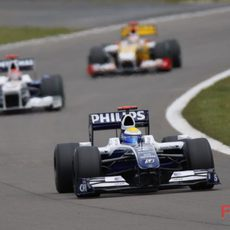 Rosberg a por puntos