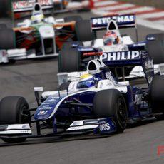 Rosberg mucho más presionado