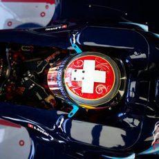 Buemi en el Toro Rosso