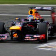 Última curva para Sebastian Vettel