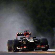 Kimi Räikkönen deja estela en clasificación