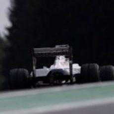 Alerón trasero del Williams FW35