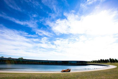 La imponente sede de McLaren