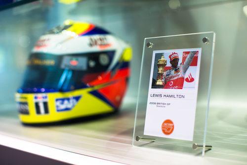 Lewis Hamilton, su último campeón