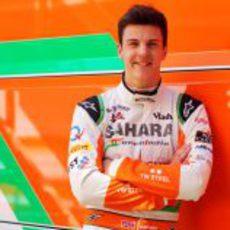 James Calado, nuevo piloto de Force India