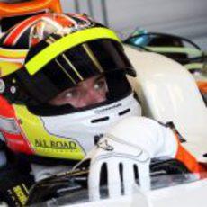 James Calado sustituye a Sutil en los Libres 1 del GP de Italia
