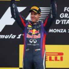 Nueva victoria para Sebastian Vettel