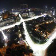 La ciudad iluminada