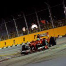Nueva vuelta para Felipe Massa