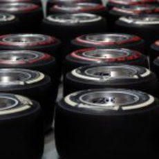Neumáticos escogidos por Pirelli para Singapur