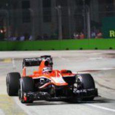 Libres 1 para Jules Bianchi en Singapur