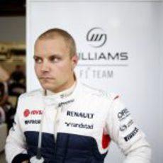 Valtteri Bottas afronta su primer GP de Singapur