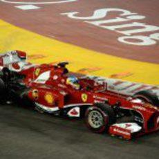 Compuesto superblando para Fernando Alonso