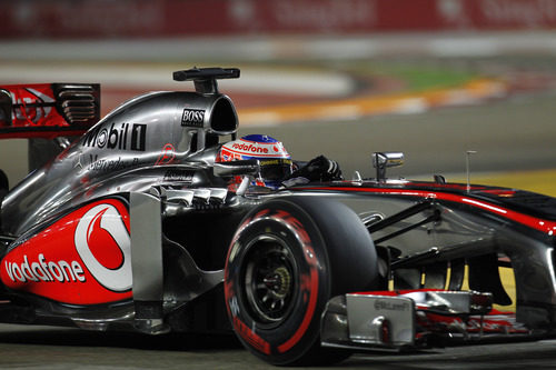 Re: Club de Fans: Jenson Button